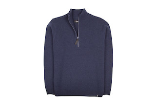 Finisterre, Levan Quarter-Zip Jumper