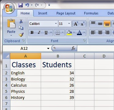 Create Bar Chart in Excel Easily by Example