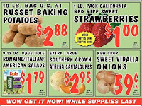 Cash Saver Weekly Ad May 15 - May 21, 2019 (or 5/16/19)