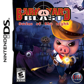 Barnyard Blast: Swine of the Night ( BR ) [ GBA ]