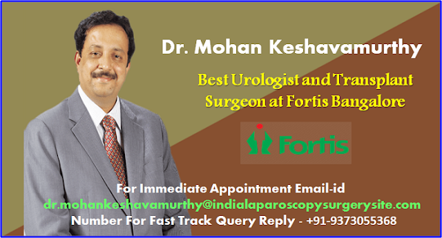 Dr. Mohan Keshavamurthy Offers a Holistic Approach to Treat Urology Treatment Better