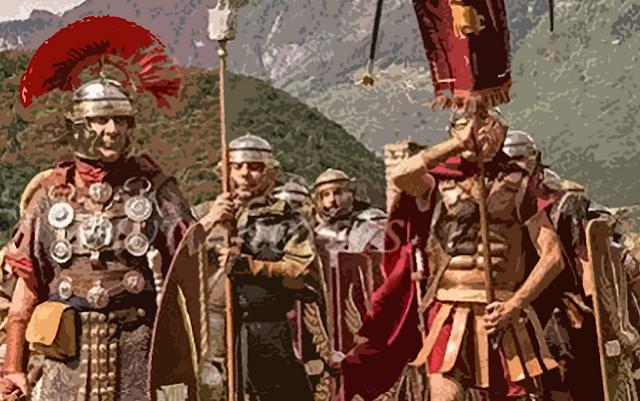 In arrivo a Ventimiglia: gli antichi Romani