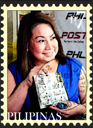 See Your Own Face on a Stamp!