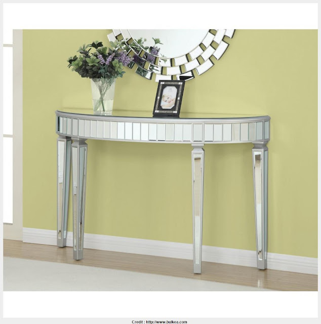 Oval Console Table Pictures