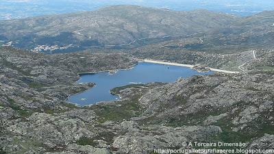 Serra da Estrela - Lagoa Comprida
