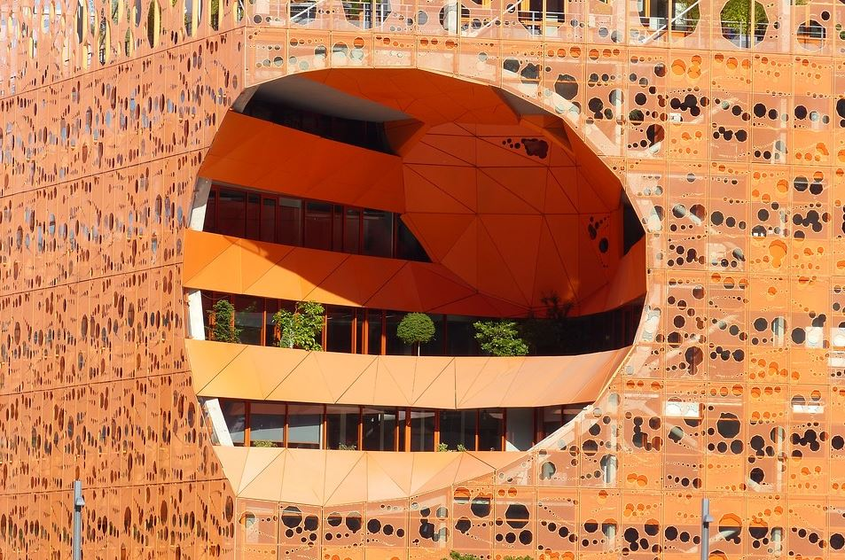 Le Cube Orange - Confluence Lyon