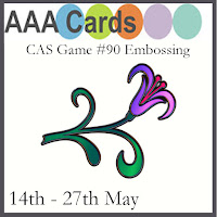 http://aaacards.blogspot.in/2017/05/cas-game-90-embossing.html
