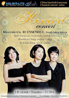 Koncert klavirski trio DI ENSEMBLE, Seoul, Južna Koreja - Bol slike otok Brač Online