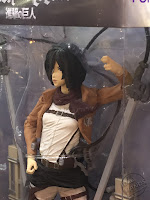 Toy Fair 2017 McFarlane Toys Color Tops action figures Attack on Titan