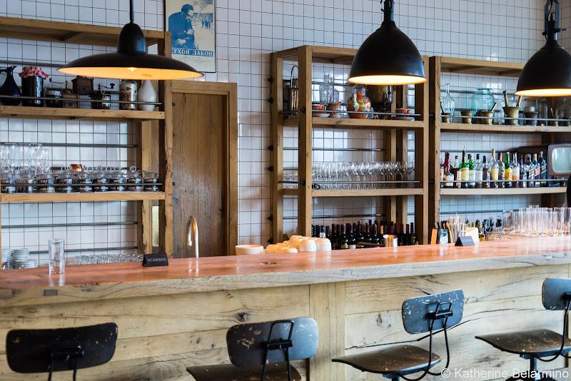 Rooms Hotel Kazbegi Bar Review