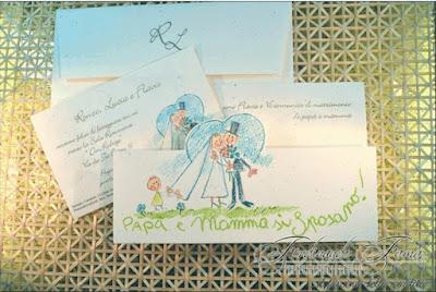 mamma e papà si sposano