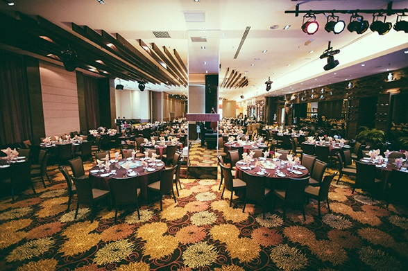 Top Chinese banquet hall in KL