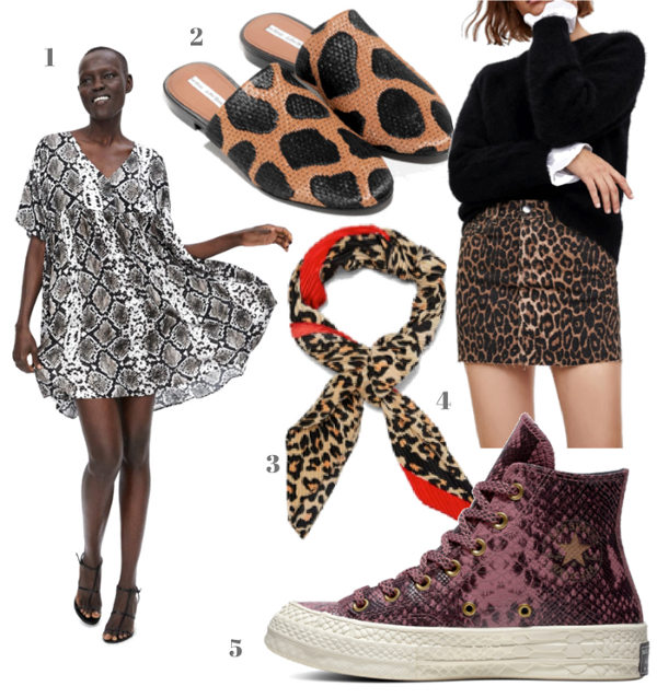 sneakers zapatillas converse all star ropa y zapatos de nueva temporada estampadado animal print style tendencia