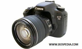 Harga dan Spesifikasi Kamera Dslr Canon 7D Terbaru 2016