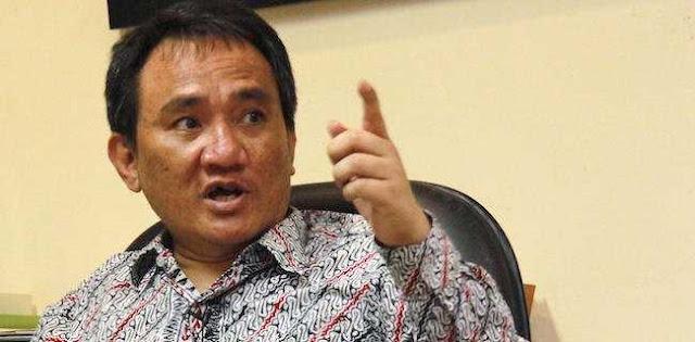 Tidak Ada Yang Salah Dalam Twit Andi Arief Soal Kontainer