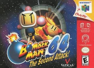LINK Bomberman N64 ISO CLUBBIT