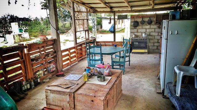 Michi um die Welt, Einmal um die Welt, Weltreise, Backpacking Südamerika, Reiseblogger, worldtrip, working on organic farms, Öko-Farm, Quito, El Quinche