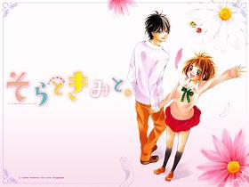 Sora to Kimi to de Yukimo Hoshimori