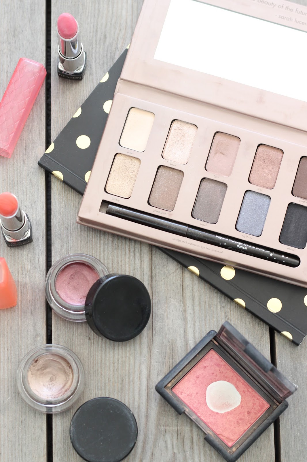 Forgotten Makeup Favourites