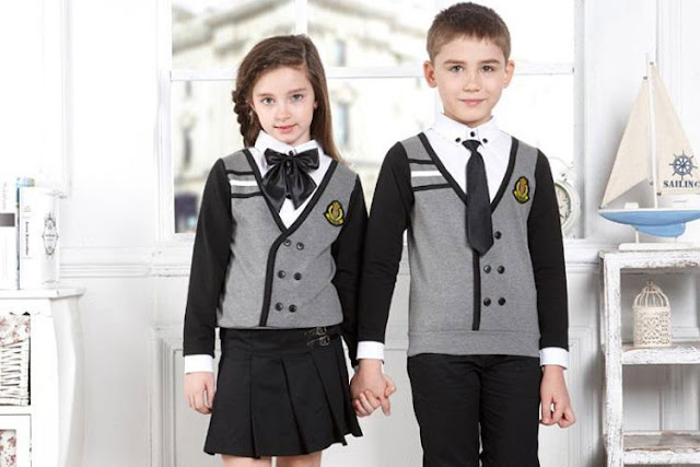 How to place an order for wholesale school uniform?