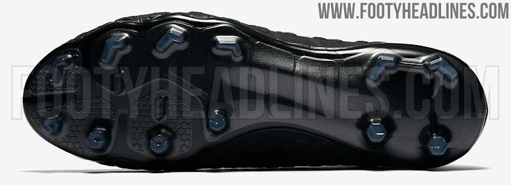 a24e6d50b2aa Blackout Nike Hypervenom Phantom III DF Academy Pack Boots Released ...