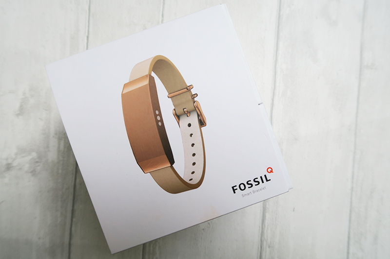 Fossil Q Dreamer Review | Colours and Carousels - Scottish Lifestyle, Beauty and Fashion blog