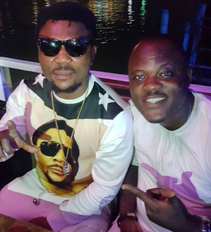 oritsefemi reunite with manager