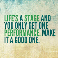 life%2Bis%2Ba%2Bstage - The actor in you...