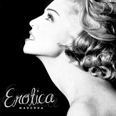 Madonna Erotica Single 27