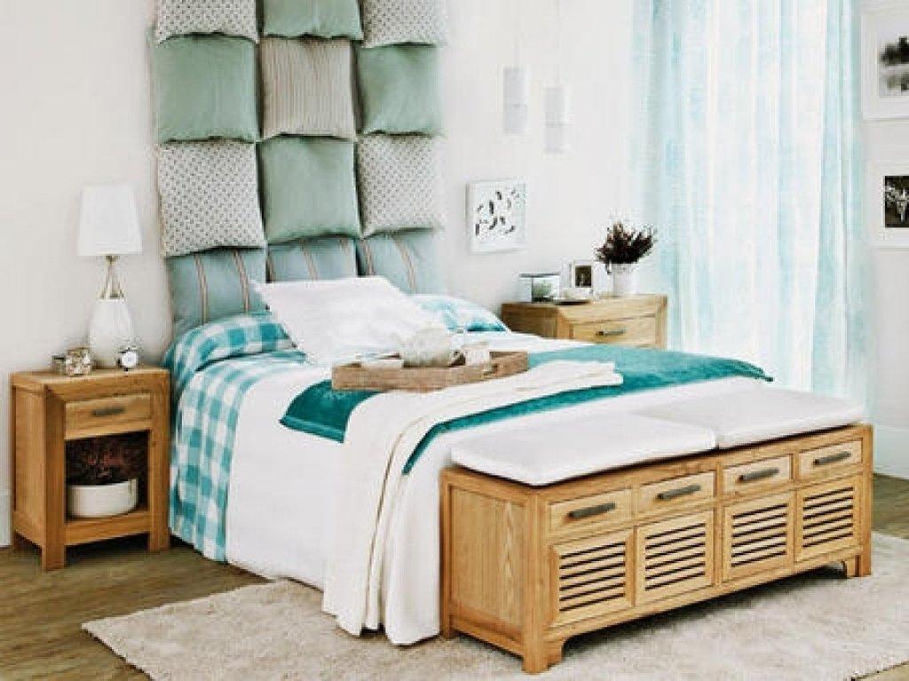 Siette interiores - Ideas para cabeceros de cama originales ...