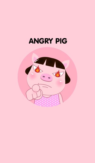 ANGRY PIG (Pookpik)