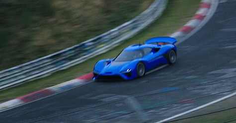 The Nio Ep9 Is World S Fastest All Electric Supercar