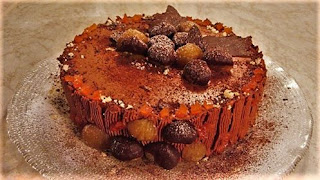 The most delicious chestnut cake