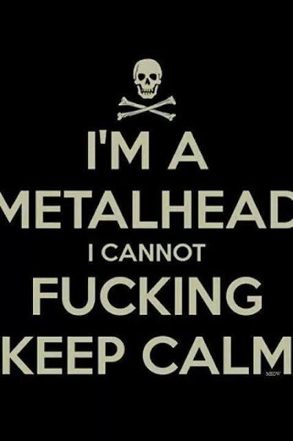 Humor gráfico Heavy Metal