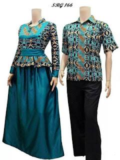 baju batik sarimbit couple terbaru