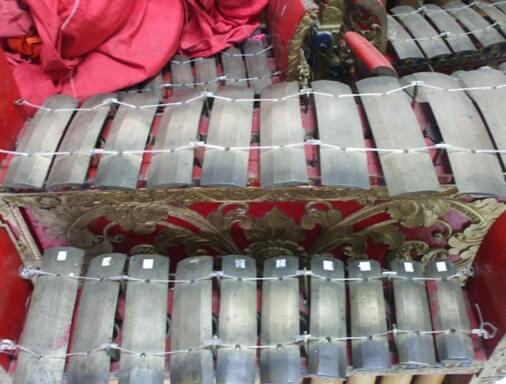 Tumpek Krulut Bali, Saniscara Kliwon Krulut, The Balinese Gamelan Instruments
