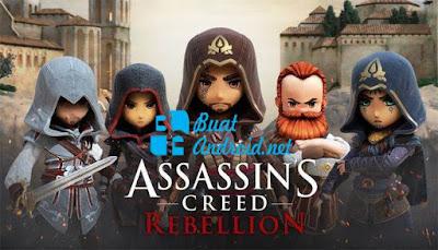 Download Assassin's Creed: Rebellion Mod APK v1.0.0 Unlimited Money