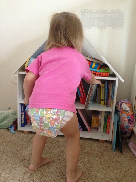 New Fashion Diapers Designed By Heidi Klum Exclusively At