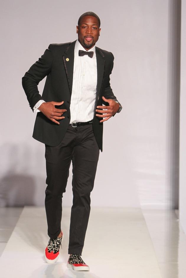 Dwyane Wade Fashion Style