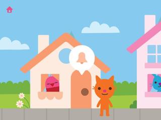 App review sagoimini Friends -jugando a las visitas