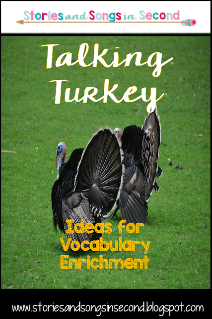 Synonyms and antonym activities are sure to enrich and improve primary grade students' vocabulary skills! They'll love this Thanksgiving-themed resource as a whole group lesson or as independent center practice.