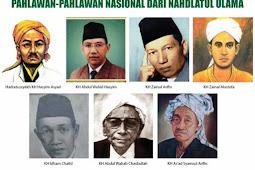 Ketahuilah, Ini 7 Ulama NU yang Telah Bergelar Pahlawan Nasional