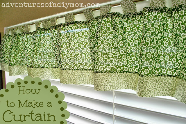 How to Make a Curtain