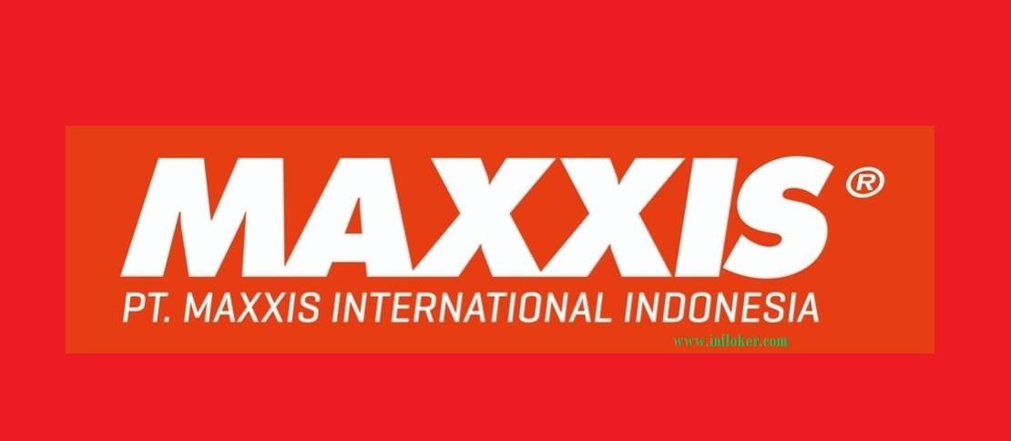 Loker untuk Bulan Juni 2017 PT Maxxis International Indonesia - Bogor