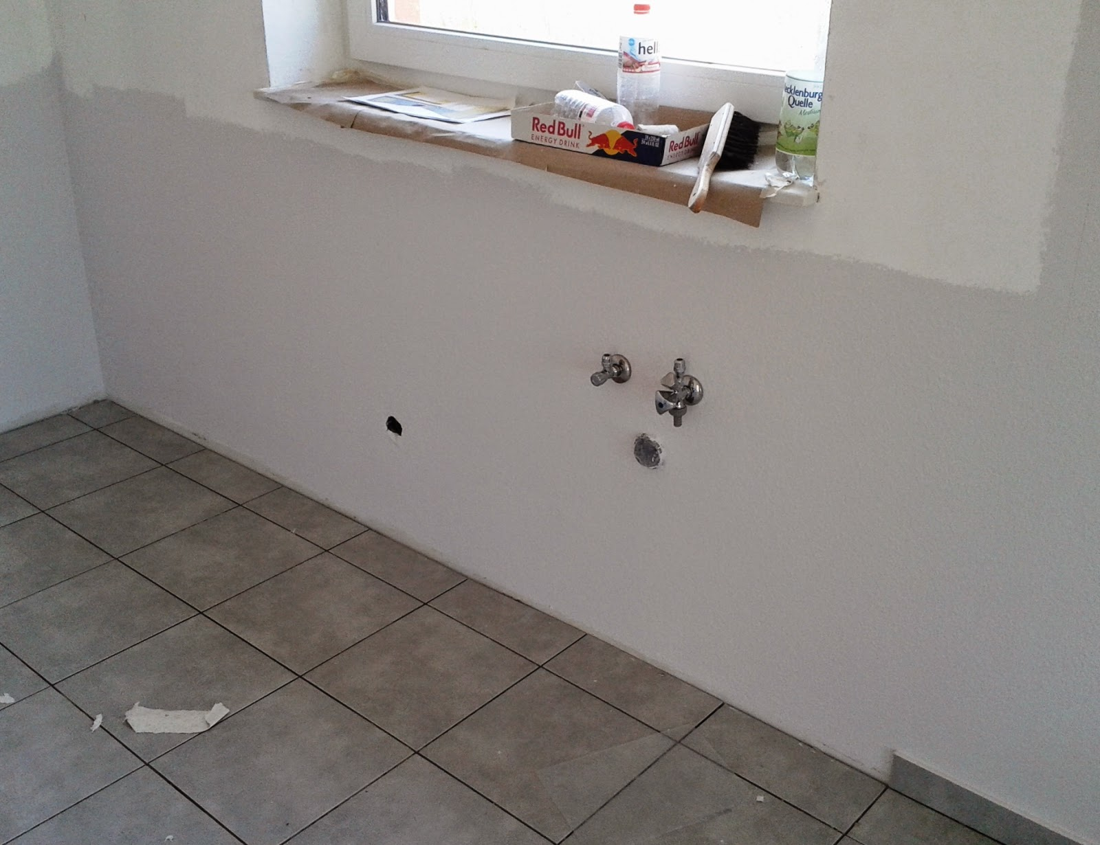 tv wand selber bauen stein. Black Bedroom Furniture Sets. Home Design Ideas