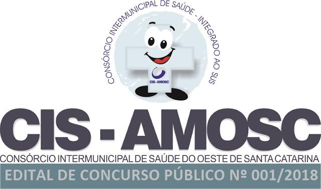apostila CISAMOSC 2018, completa  para todos os cargos, em pdf.