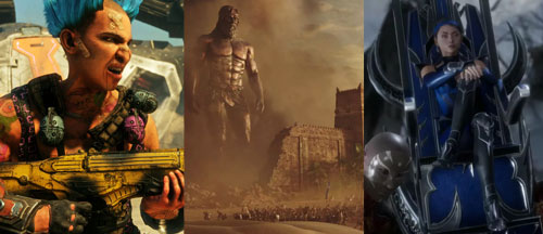 Video Game Trailers: RAGE 2, CONAN UNCONQUERED, MORTAL KOMBAT 11 and