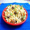 5 Spice Mushroom Rice