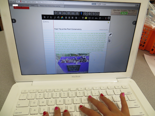 Penzu: FREE online journal writing website. Great way to integrate technology and make writing fun for your students!
