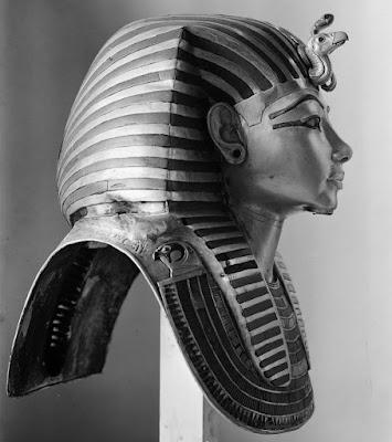 Wonderful things in King Tuts tomb.